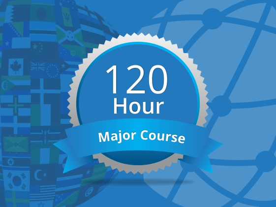 120 Hour Major Course