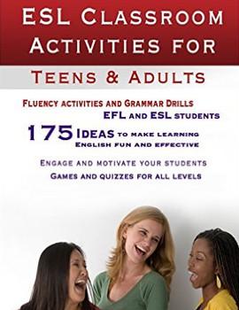 ESL Classroom Activities...